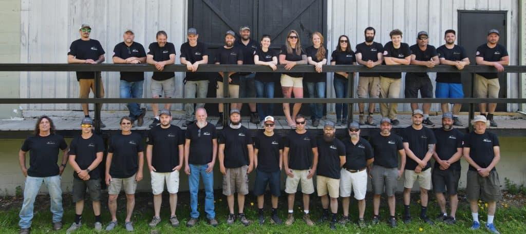 The Stowe Builder Team